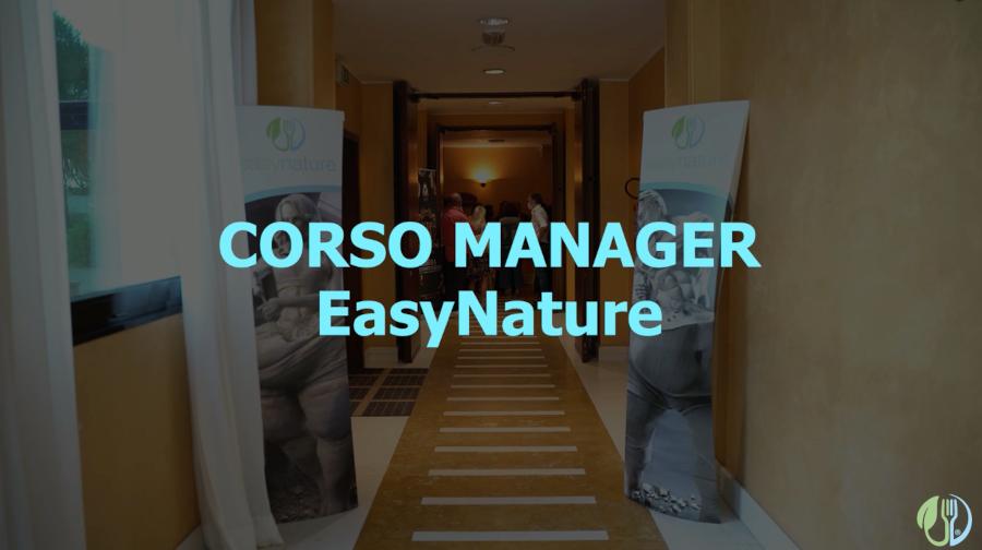 Trailer Corso Manager EasyNature
