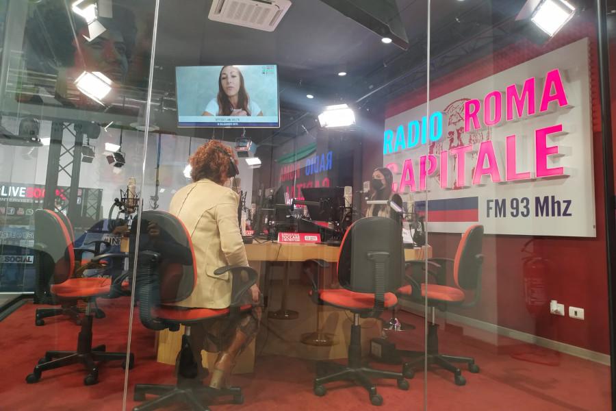 Radio Capitale trasmette Easynature