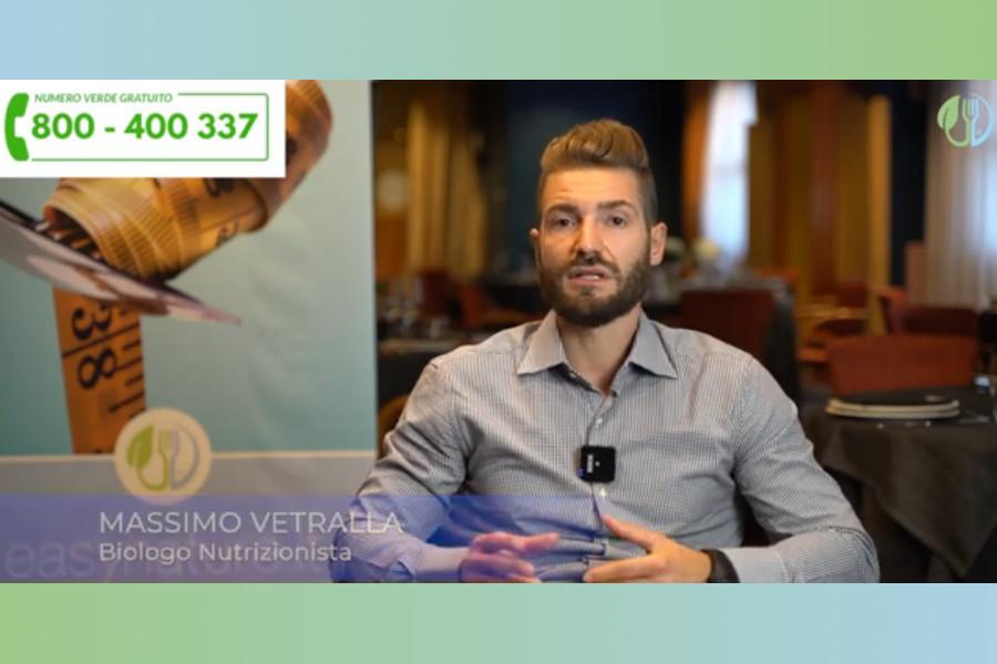 Dott. Massimo Vetralla ci parla di Nutrizione